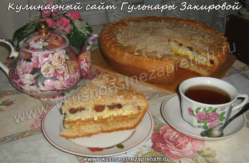 Губадия с тыквой рецепт с фото