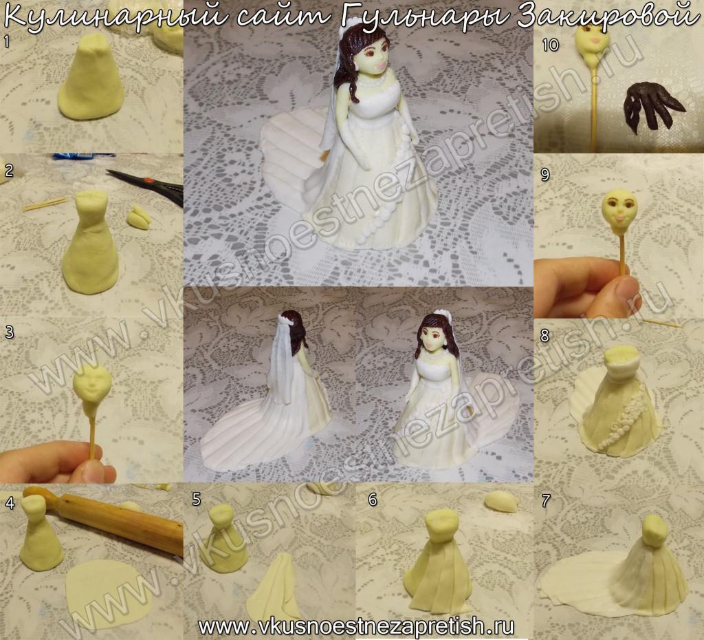 Свадебный торт1