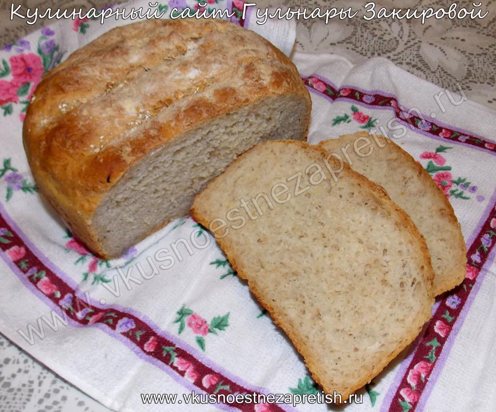 Овсняый хлеб1