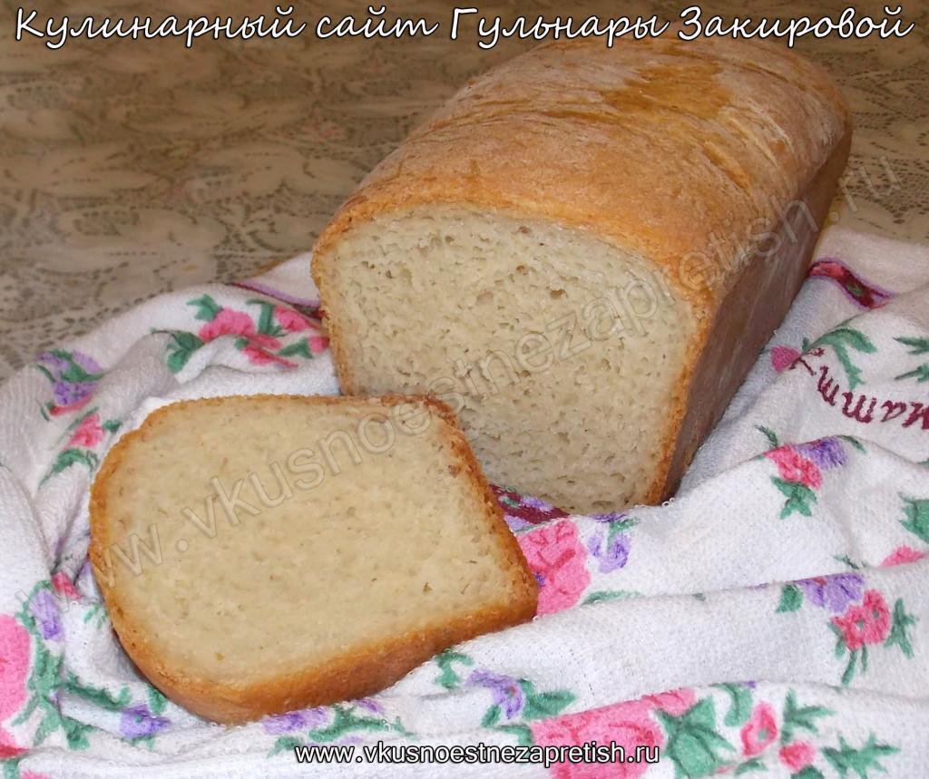 Хлеб на манке
