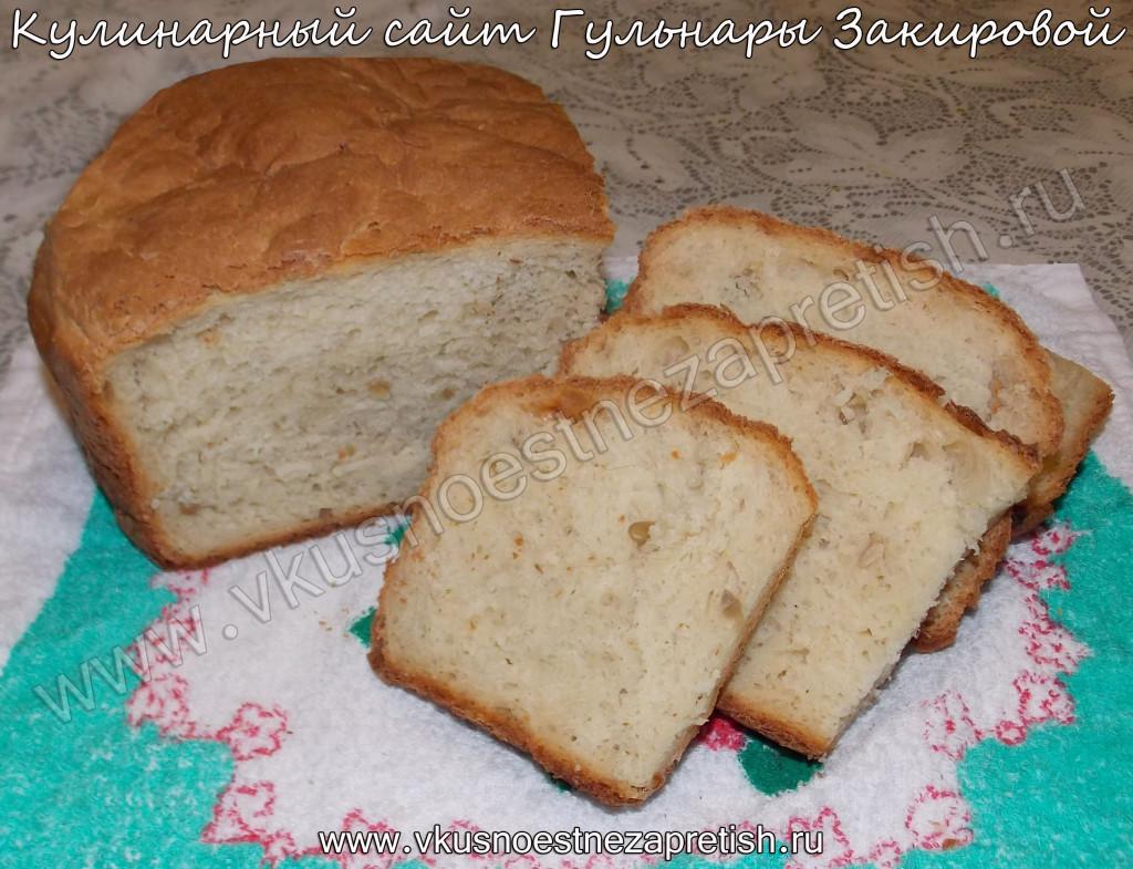 Хлеб с мёдом и семечками
